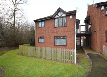 Thumbnail 1 bed flat to rent in Firbeck Gardens, Crewe
