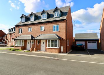 Thumbnail 4 bed semi-detached house for sale in Roebuck Road, Stratford Upon Avon