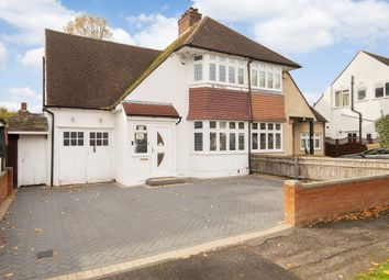 Thumbnail 3 bed semi-detached house for sale in The Avenue, Pinner, Middlesex