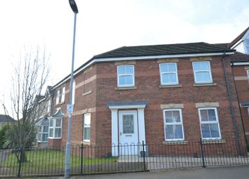 Thumbnail 4 bed end terrace house for sale in Laurel Way, Scunthorpe