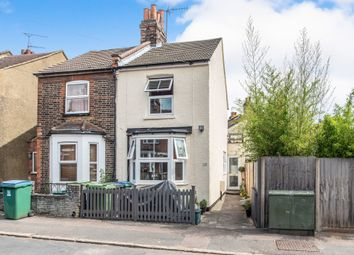 Thumbnail 3 bedroom semi-detached house for sale in St. James Road, Watford