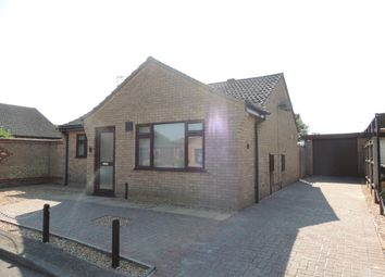 Thumbnail 2 bed detached bungalow to rent in Guiltcross Way, Downham Market