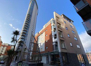 Thumbnail 1 bed flat to rent in Trawler Road, Maritime Quarter, Swansea