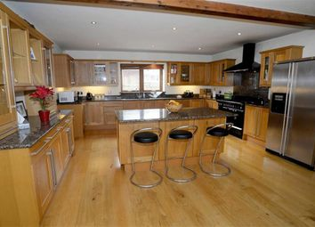 Thumbnail 6 bed detached house for sale in Cnap Llwyd Road, Morriston, Swansea