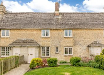 Thumbnail 2 bed terraced house to rent in Bibury Road, Coln St. Aldwyns, Cirencester, Gloucestershire