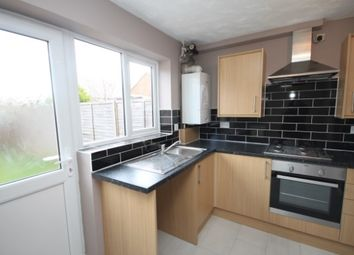 Thumbnail 2 bed terraced house to rent in Yately Close, Bushmead, Luton