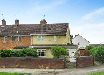 Thumbnail 2 bed end terrace house for sale in Stephenson Avenue, Walsall