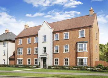 "Thumbnail 2 bed flat for sale in ""Amble"" at Greenkeepers Road, Biddenham, Bedford"