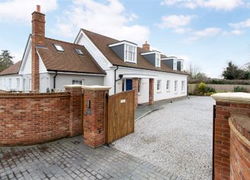 Thumbnail 5 bedroom detached house for sale in Satwell, Rotherfield Greys, Oxfordshire