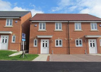 Thumbnail 2 bed semi-detached house for sale in Jefferson Grove, Seaton Delaval, Whitley Bay