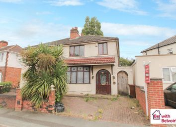 Thumbnail 3 bedroom semi-detached house for sale in Windsor Road, Wolverhampton