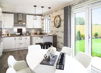 "Thumbnail 4 bedroom detached house for sale in ""Denewood"" at Ffordd Eldon, Sychdyn, Mold"