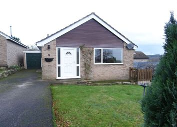 Thumbnail 3 bed detached bungalow to rent in Eaton Close, Hulland Ward, Ashbourne