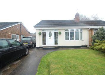 Thumbnail 3 bed semi-detached bungalow for sale in Wooler Walk, Monkton Village, Jarrow