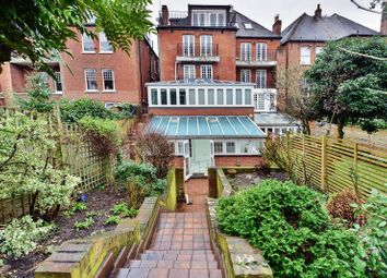 Thumbnail 3 bed flat for sale in Wedderburn Road, Hampstead, London