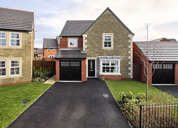 Thumbnail 4 bed detached house for sale in Blakewater Road, Clitheroe BB7, Clitheroe,