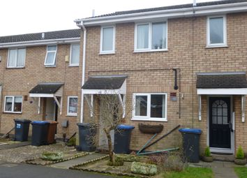 Thumbnail 2 bedroom terraced house for sale in Bosworth Close, Hinckley