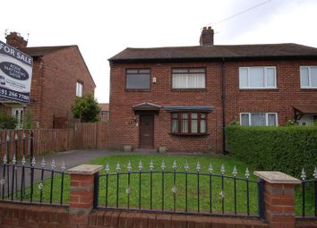 Thumbnail 3 bedroom semi-detached house for sale in Craster Avenue, Forest Hall, Newcastle Upon Tyne