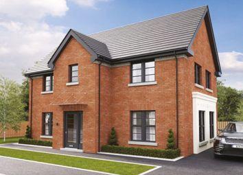 Thumbnail 3 bed detached house for sale in Highgrove, Tudor Road, Carrickfergus