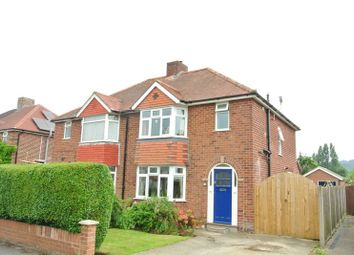 Thumbnail 3 bed semi-detached house for sale in Grove Road, Churchdown, Gloucester