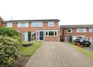 Thumbnail 3 bed semi-detached house to rent in Felton Way, Tilehurst, Reading