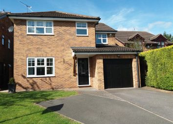 Thumbnail 4 bed detached house to rent in The Heyes, Ravenshead, Nottingham
