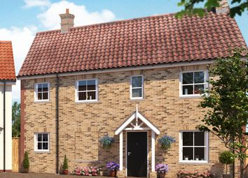 Thumbnail 4 bed detached house for sale in Abbey Gardens, Frinton Road, Thorpe-Le-Soken