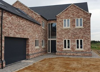 Thumbnail 5 bedroom detached house for sale in Begdale Road, Elm, Wisbech, Cambridgeshire