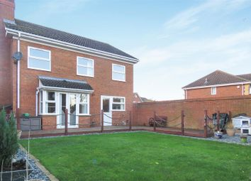 Thumbnail 4 bed detached house for sale in Primrose Close, Biggleswade