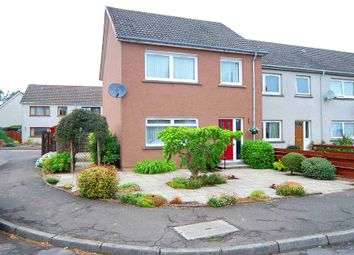 Thumbnail 3 bed end terrace house for sale in Sidlaw Crescent, Coupar Angus