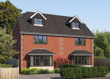 Thumbnail 5 bed semi-detached house for sale in Chestnut Drive, Berkhamsted