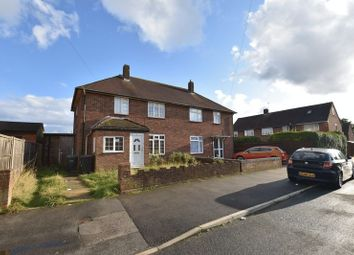 Thumbnail 3 bed semi-detached house for sale in Cades Lane, Luton