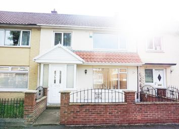 Thumbnail 3 bedroom terraced house for sale in Arundel Green, Middlesbrough