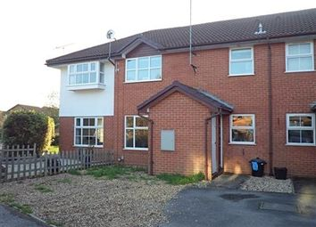 Thumbnail 1 bed terraced house to rent in Gregory Close, Lower Earley, Reading