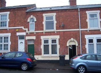 Thumbnail 3 bed terraced house for sale in Junction Street, Derby
