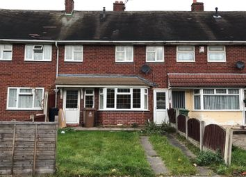 Thumbnail 3 bed terraced house to rent in Tintern Way, Walsall, West Midlands
