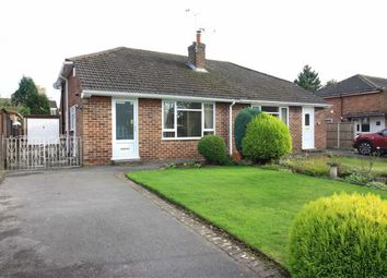 Thumbnail 2 bed bungalow for sale in Thirlmere Avenue, Allestree, Derby