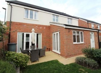 Thumbnail 4 bed detached house to rent in Royal Wilding Place, The Furlongs, Hereford