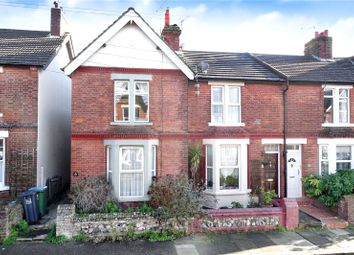 Thumbnail 3 bed end terrace house for sale in Stanhope Road, Littlehampton