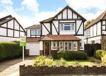 Thumbnail 4 bed detached house for sale in Court Avenue, Old Coulsdon, Coulsdon