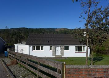 Thumbnail 3 bed detached bungalow for sale in 2 Fernoch Park, Lochgilphead