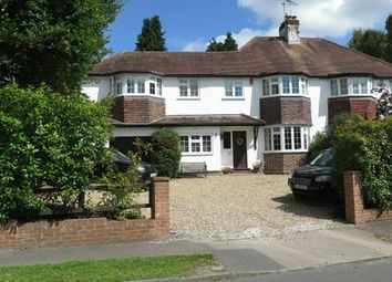 Thumbnail 4 bed semi-detached house for sale in Stunning Character. The Close, Ascot, Berkshire