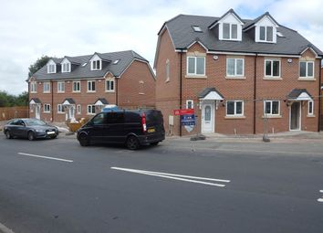 Thumbnail 3 bed town house to rent in Bull Street, Brierley Hill, West Midlands