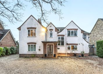 Thumbnail 5 bed detached house to rent in Reading Road, Wokingham, Berkshire