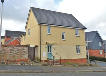Thumbnail 3 bed semi-detached house for sale in Kellands Lane, Okehampton, Devon