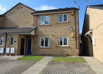 Thumbnail 2 bed flat for sale in Carmine Close, Dalton, Huddersfield