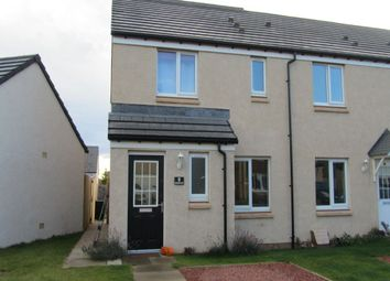 Thumbnail 3 bed semi-detached house to rent in Martinez Road, Dunbar