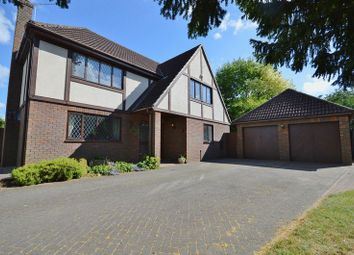 4 bed detached house for sale in Lower Green, Weston Turville, Aylesbury HP22