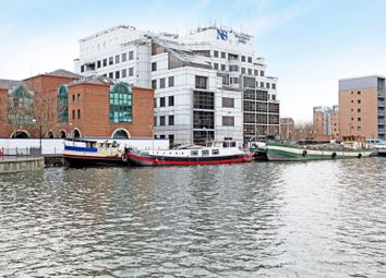 Thumbnail 3 bedroom houseboat for sale in Millwall Dock, London