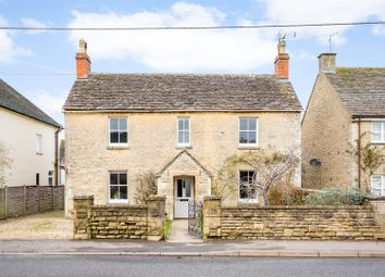Thumbnail 4 bed detached house for sale in London Road, Poulton, Cirencester